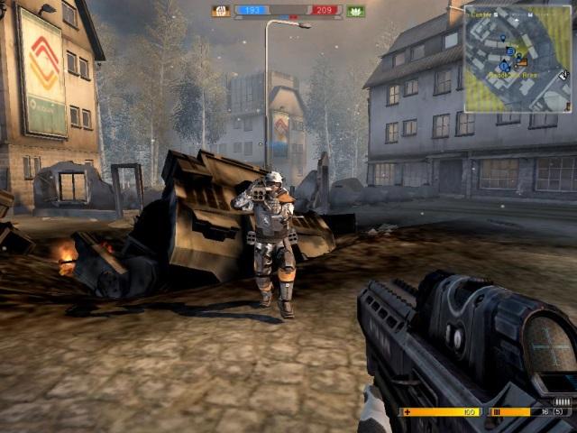 Battlefield 2142 скачать торрент бесплатно на pc.
