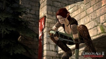 Dragon Age 2: Mark of the Assassin