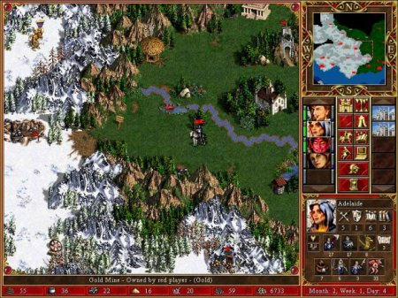 Heroes of Might and Magic 3: Armageddon's Blade