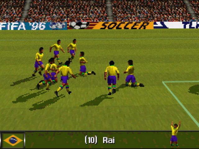Fifa 96 скачать торрент на пк