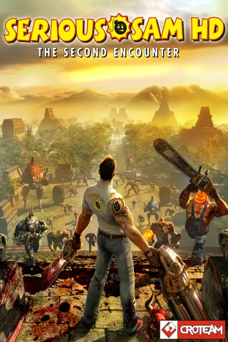 Serious Sam HD: Second Encoun