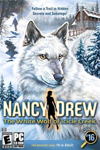 ND: White Wolf of Icicle Creek