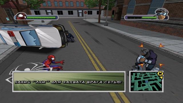 Скачать торрент spider-man 2 ps2.