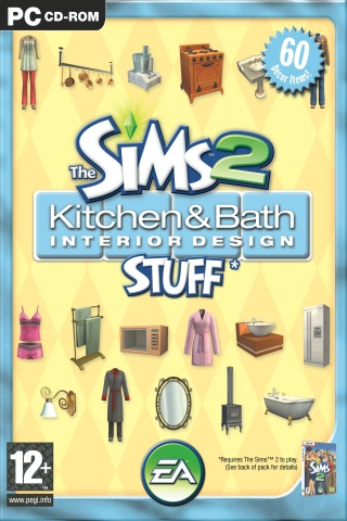 The Sims 2: Kitchen and Bath