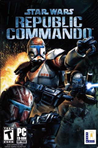 Star Wars Republic Commando торрент