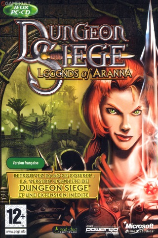 DS: Legends of Aranna