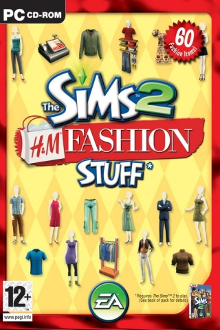The Sims 2: H and M Fashion