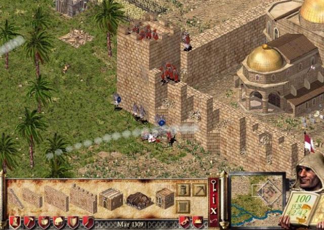 Stronghold crusader 2 скачать через торрент бесплатно.