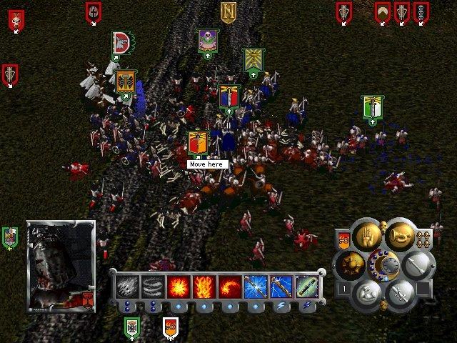 warhammer dark omen на пк скачать торрент
