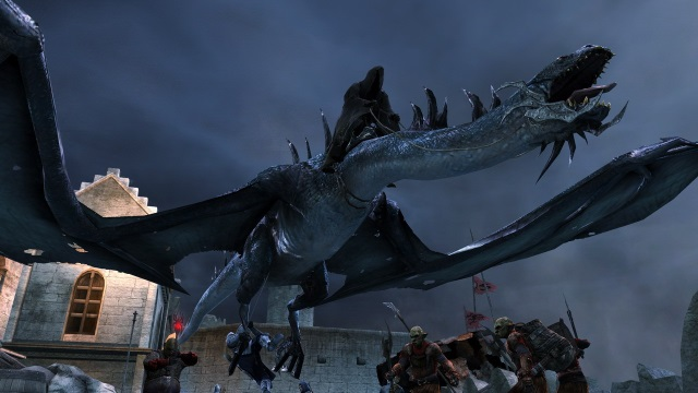 Lord of the rings: conquest hd walkthrough ending, dlc maps.