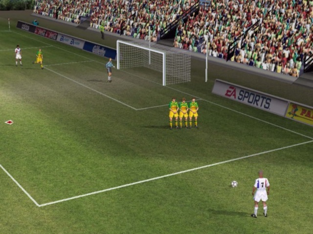 Скачать футбол на компьютер 2002