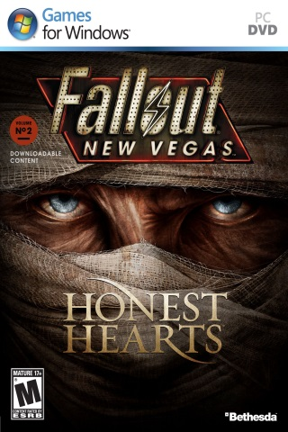 Fallout 3: New Vegas Honest Hearts