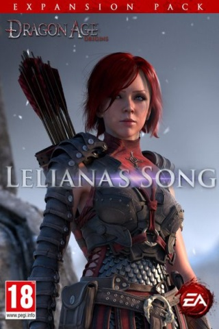 Dragon Age: Origins Lelianas Song