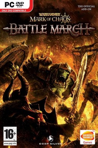 Warhammer: Mark of Chaos Battle