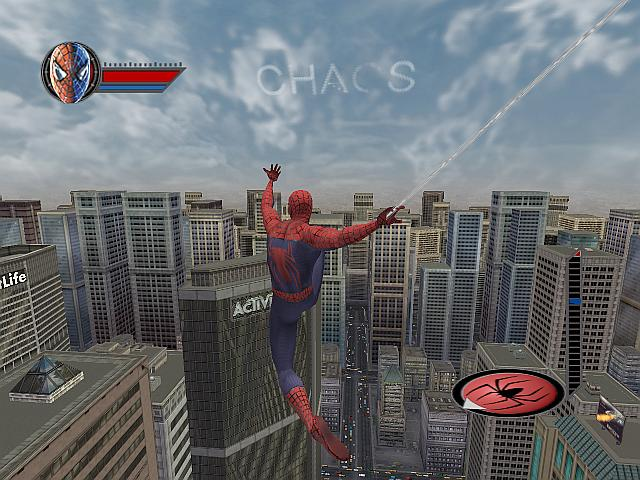 Spiderman the movie (pc) • windows games • downloads @ the iso zone.