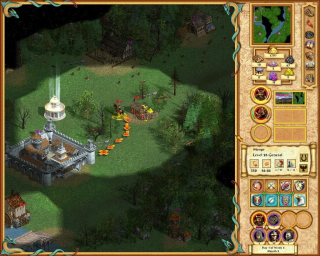 Heroes of might and magic iv: winds of war скачать торрент.