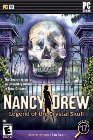 ND: Legend of the Crystal Skull