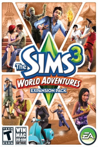 The Sims 3: World Adventures ������� �������