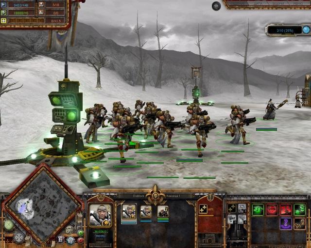 Warhammer 40000 soulstorm с модами скачать торрент