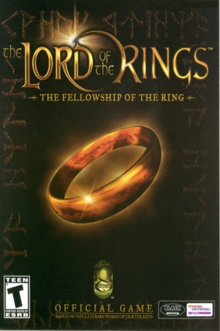 TLotR: The Fellowship of the Ring