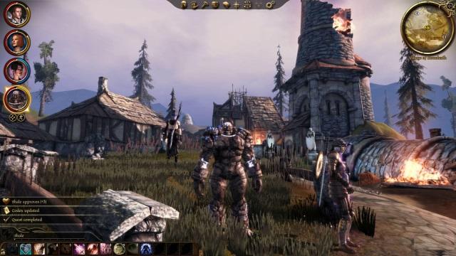 Скачать торрент Dragon Age: Origins and Awakening (v1