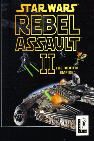 Star Wars: Rebel Assault 2