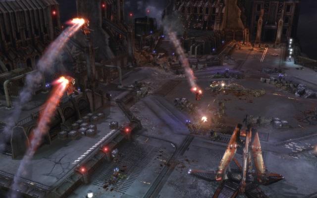 Warhammer 40.000 Chaos Rising Торрент