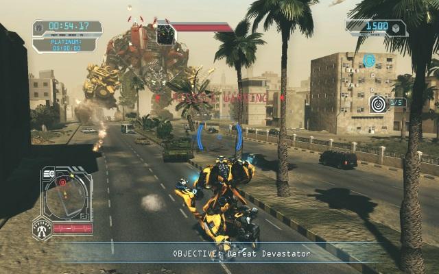 Игра transformers: devastation скачать торрент.