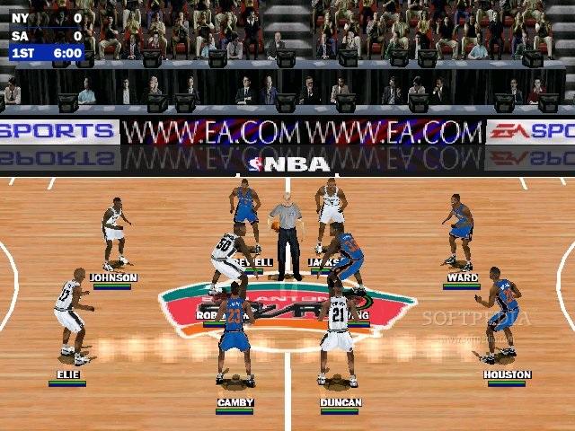 Скачать баскетбол 14 на пк