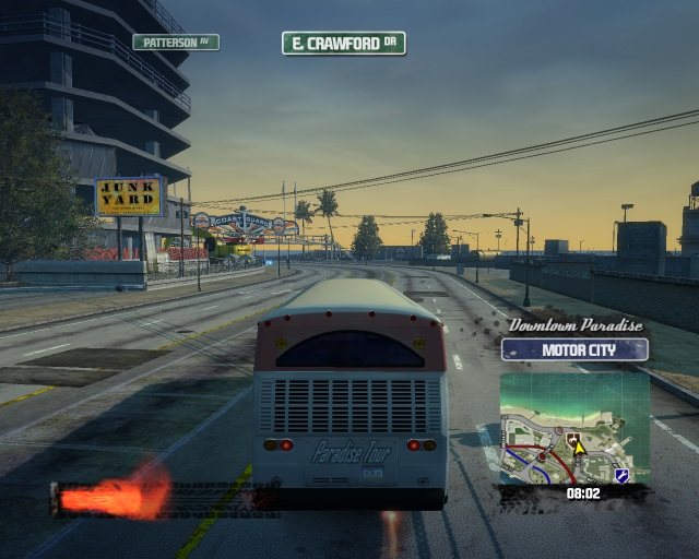 Burnout Paradise: The Ultimate Box скачать торрент ...