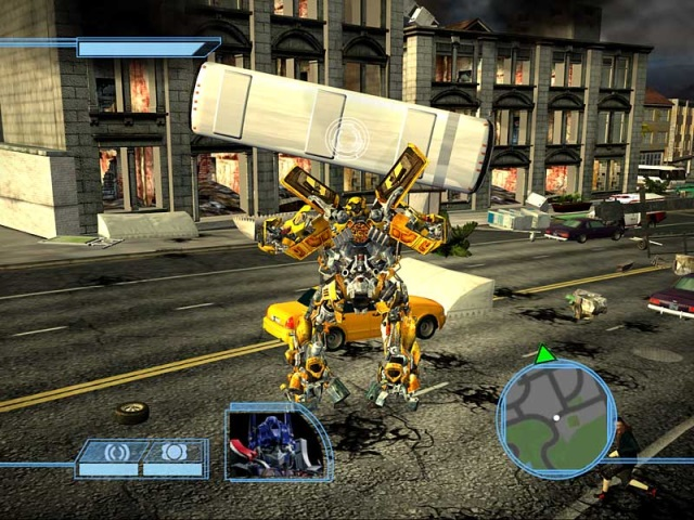 Transformers: prime [2012/ntsc/eng] » game torrent скачать игры.