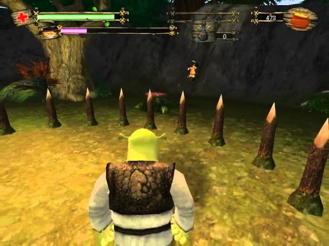 Shrek 2: the game скачать через торрент на пк.