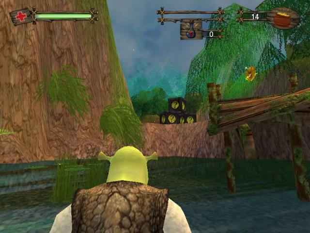 Shrek 2: the game дата выхода, системные требования, официальный.