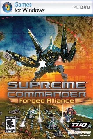 Supreme Commander: Forged
