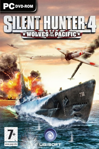 Silent Hunter 4: Wolves of Pacific