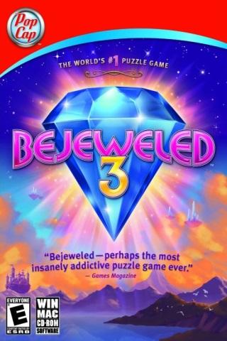 Bejeweled 3 скачать торрент