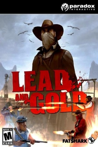 Lead and Gold: Gangs