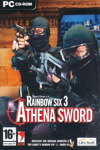 TC Rainbow Six 3 Athena Sword