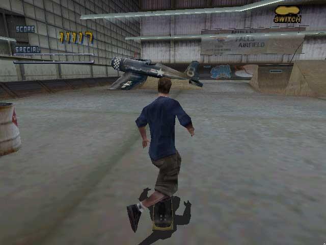 Tony Hawk 2 Игру