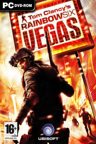 TC Rainbow Six: Vegas