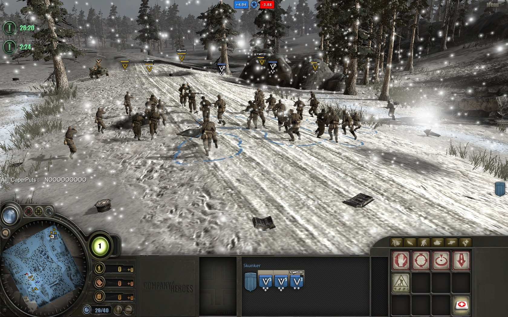 company of heroes and opposing fronts rus bukan