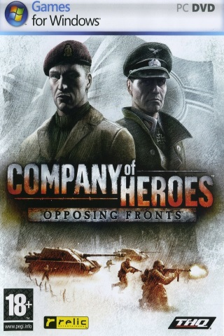 Company of Heroes: Opposing