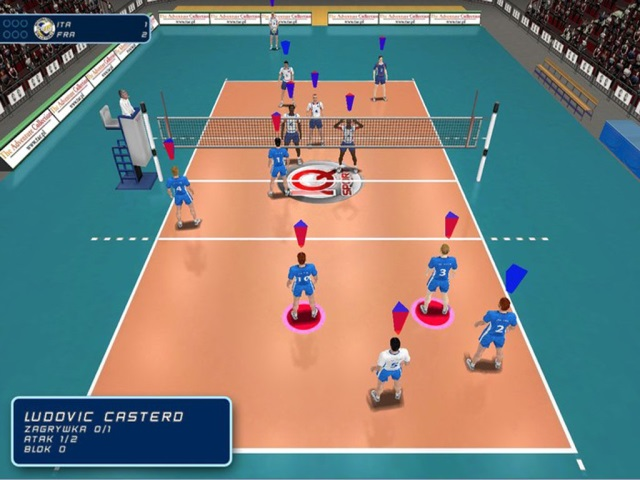 Игры волейбол скачать на компьютер