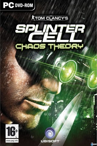 TC Splinter Cell: Chaos Theory