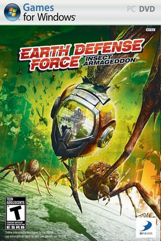 Earth Defense Force: Insect