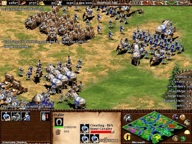 Age of empires 2: hd edition (2013) скачать через торрент игру.