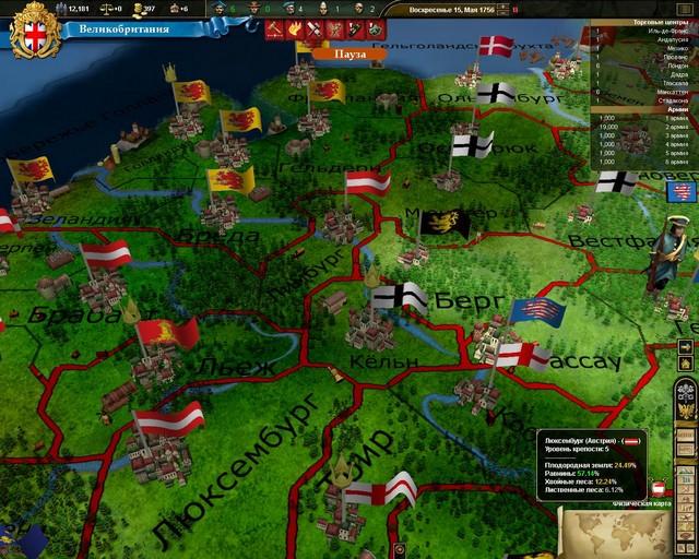 europa universalis стратегия игры