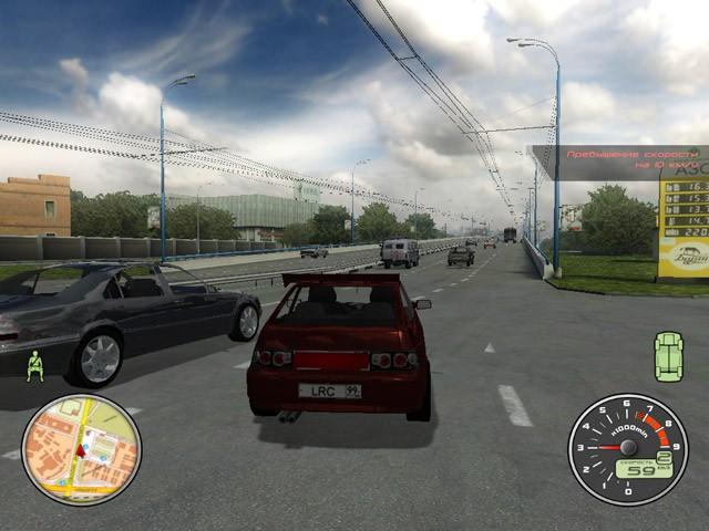 игры симулятор вождения рулем и педалями