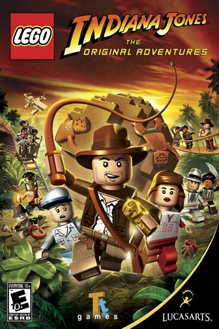 LEGO Indiana Jones: The Original