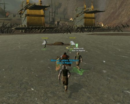 The Lord of the Rings Online: Siege of Mirkwood